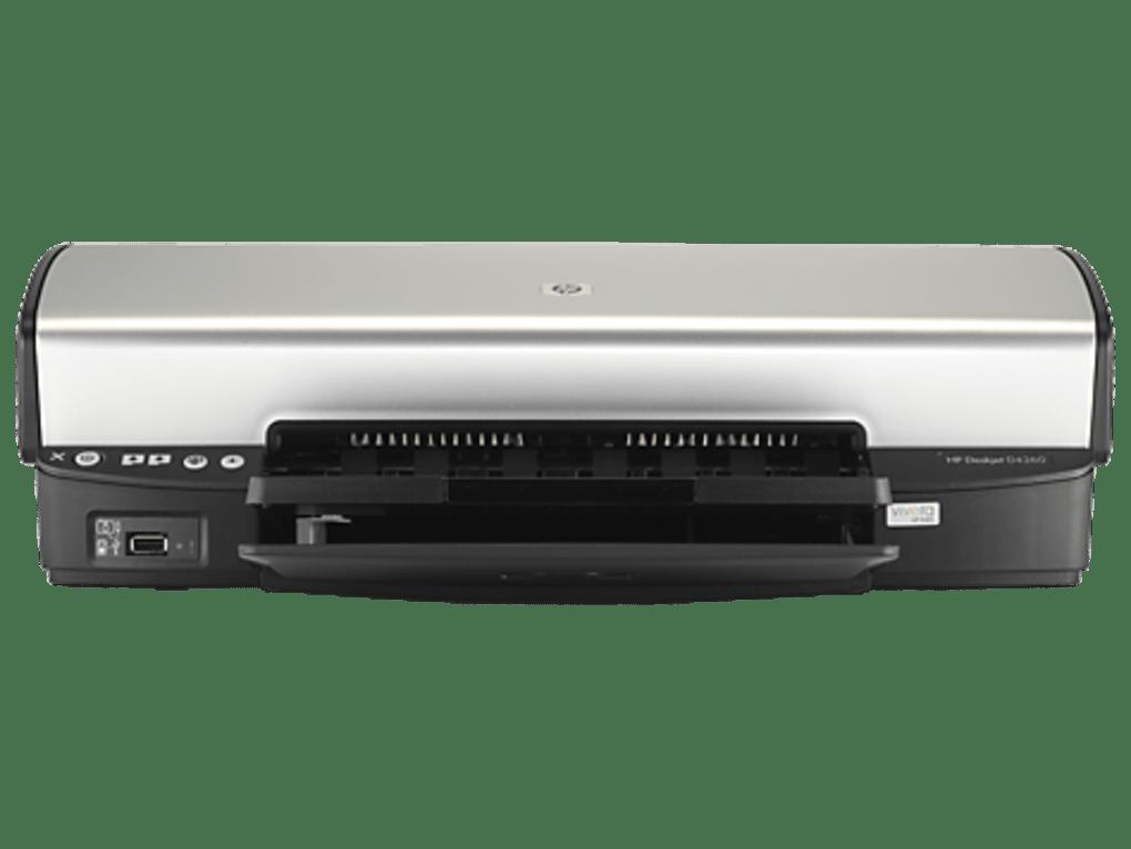 HP Deskjet D Printer Driver Download
