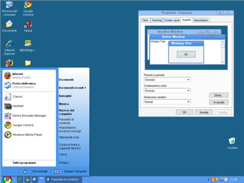 Chrome XP - Download