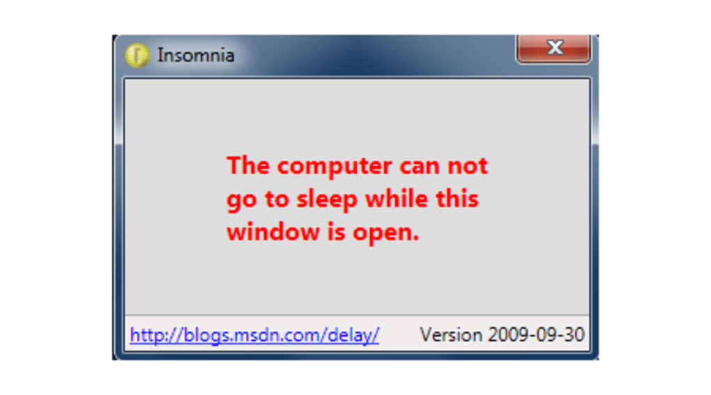 Insomnia - Download
