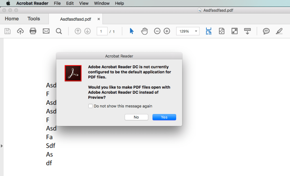 Adobe Reader For Mac Sierra