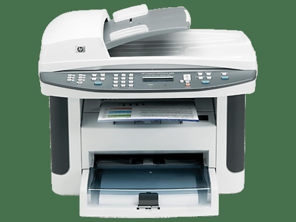 HP LaserJet M1522nf Multifunction Printer drivers - Download