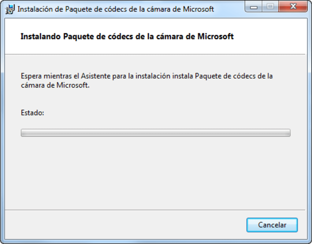 microsoft camera codec pack windows 8