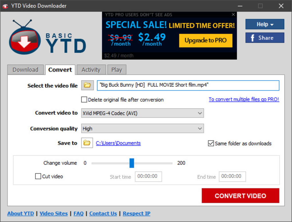 free download youtube video downloader for pc latest version