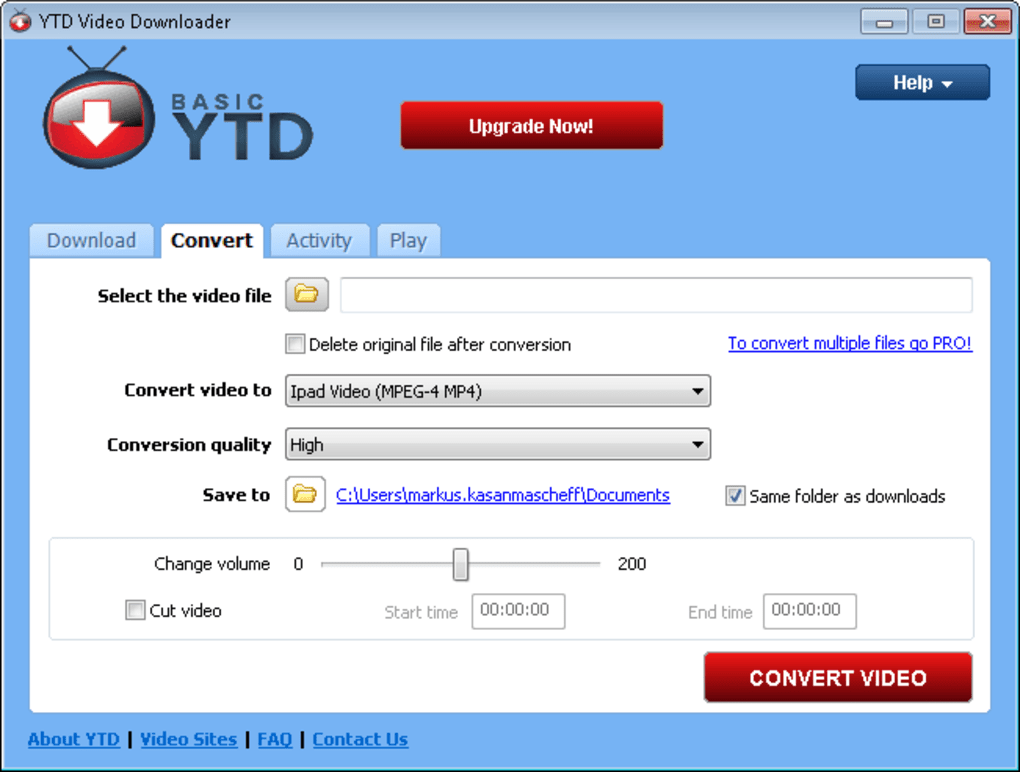 free download manager download youtube