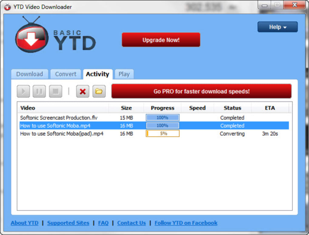 Ytd video downloader t l charger - Telecharger open office gratuit windows francais ...