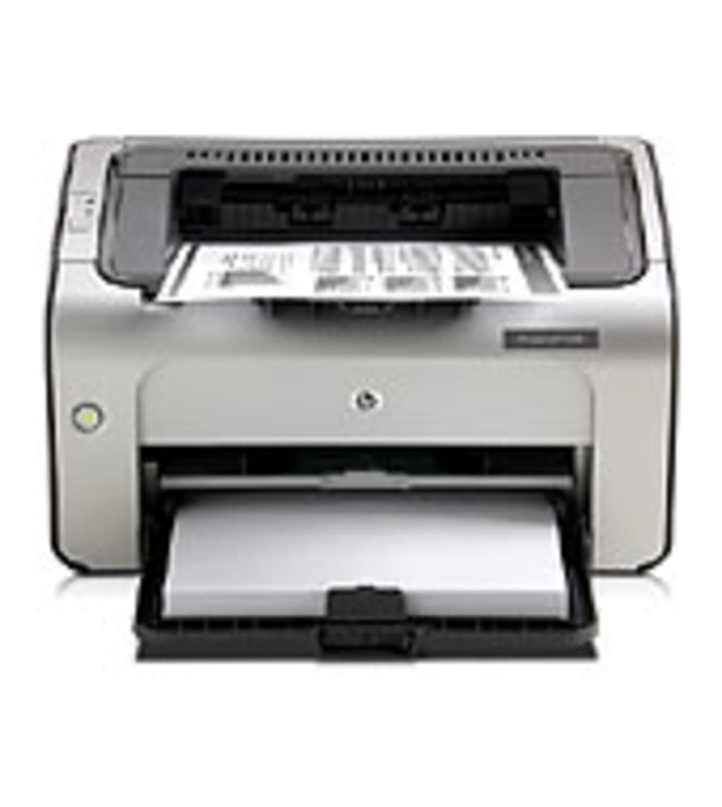 NEW DRIVERS: HP LASERJET P1008