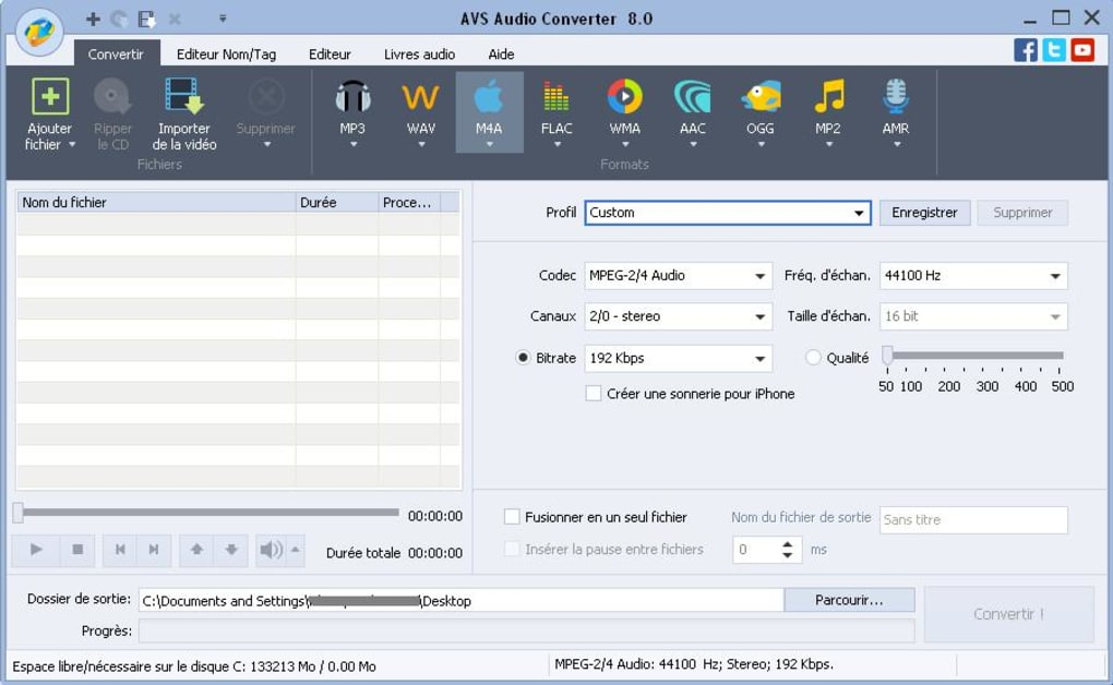 Cкачать <b>Total</b> <b>Audio</b> <b>Converter</b> 5.3.0.204 (<b>Windows</b>)
