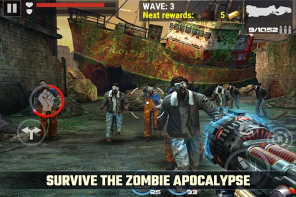 DEAD TARGET FPS Zombie Apocalypse Survival Games for Android - Download