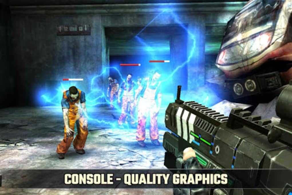 DEAD TARGET FPS Zombie Apocalypse Survival Games for Android