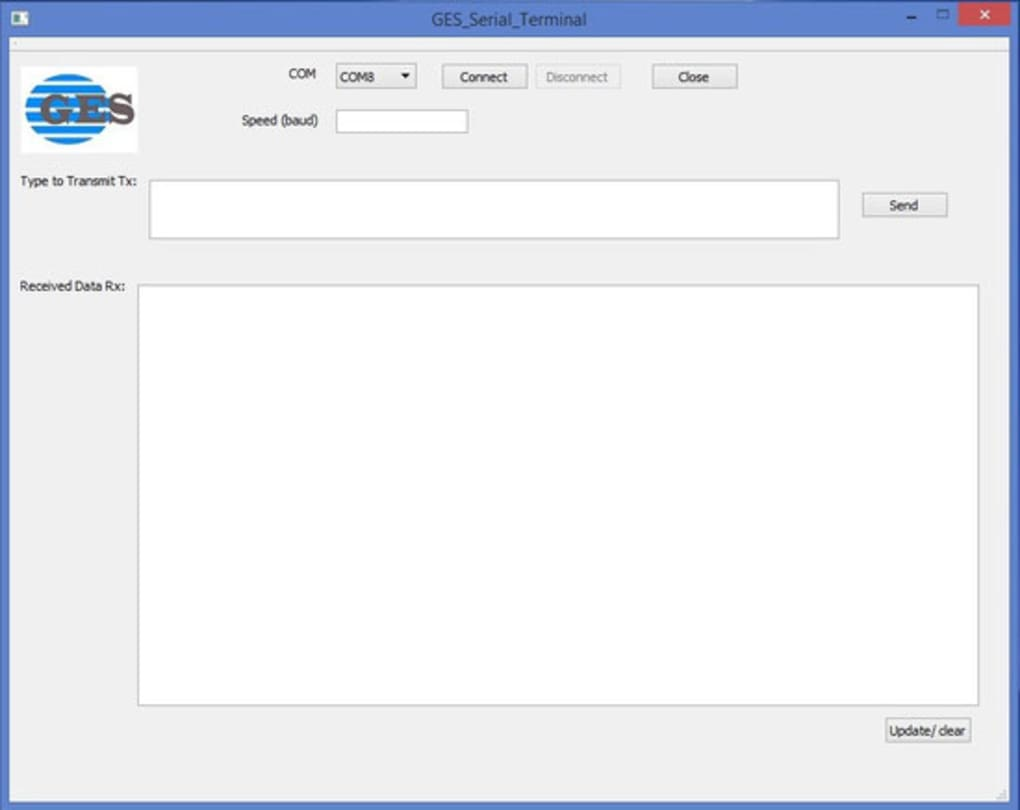 Terminal rs232 download