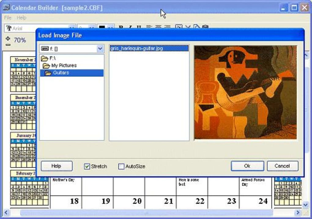 TAILWAG SOFTWARE CALENDAR BUILDER СКАЧАТЬ БЕСПЛАТНО