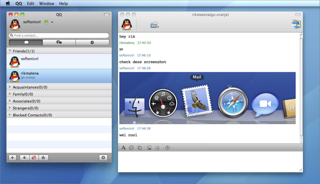 Qq For Mac Mac Download
