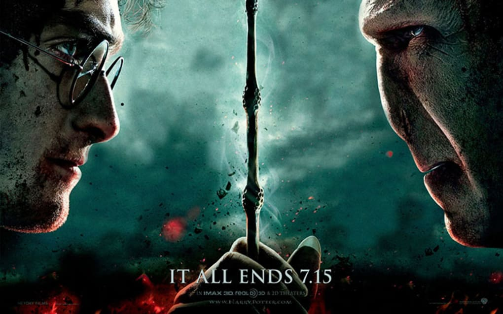 Harry Potter And The Deathly Hallows Part 2 Wallpaper For