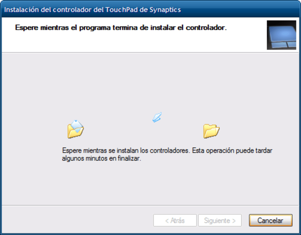 dispositif de pointage synaptics windows 7