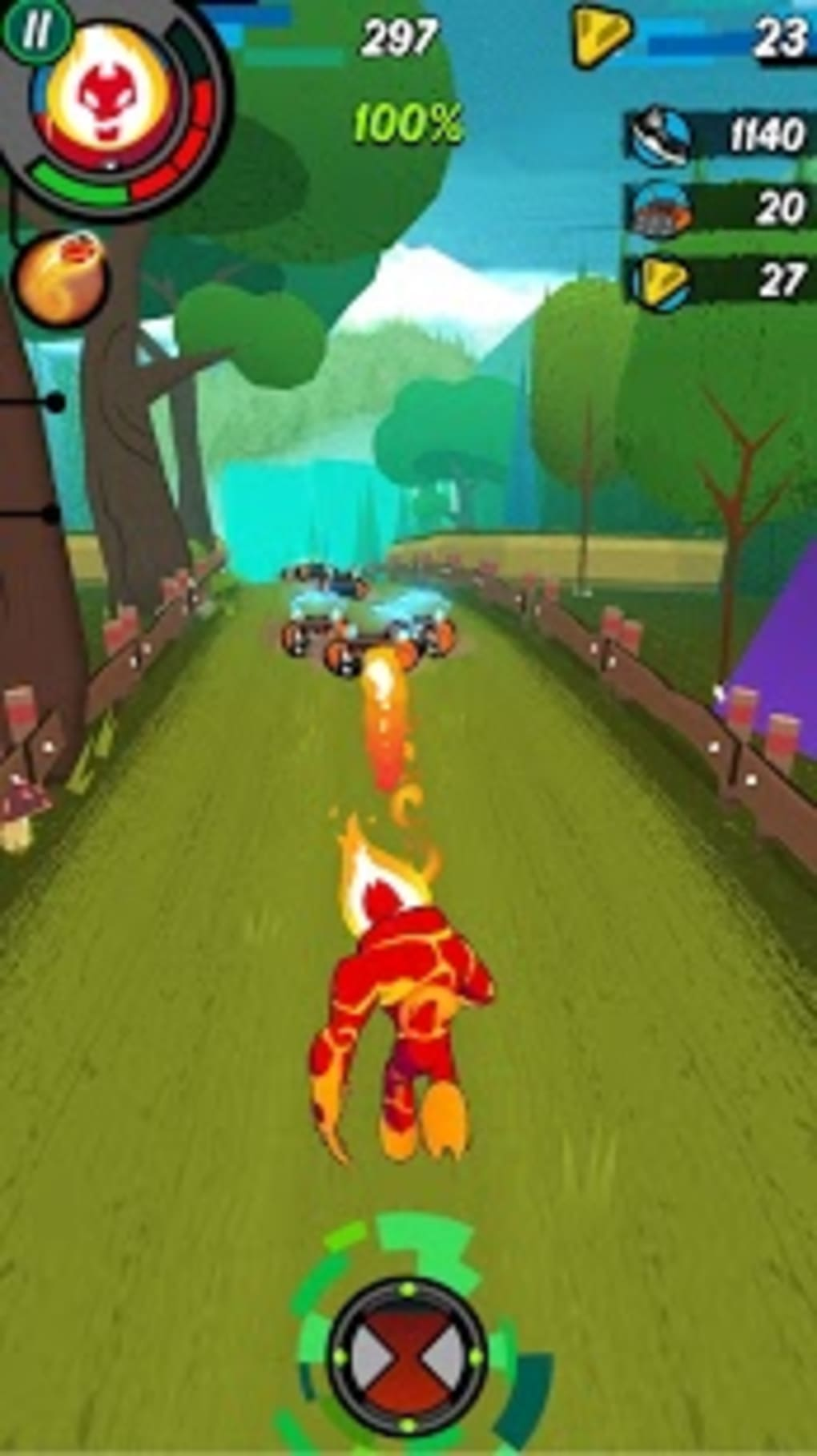 Ben 10: Up to Speed for Android - Download