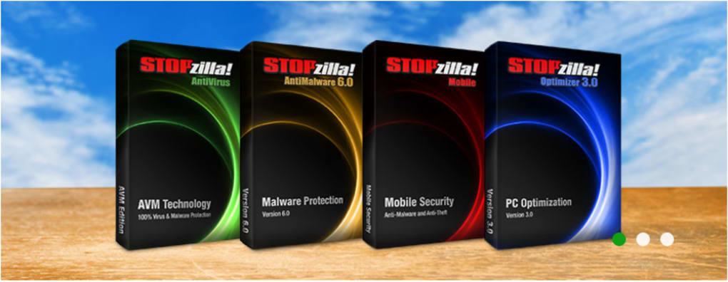 STOPzilla AntiVirus - Download