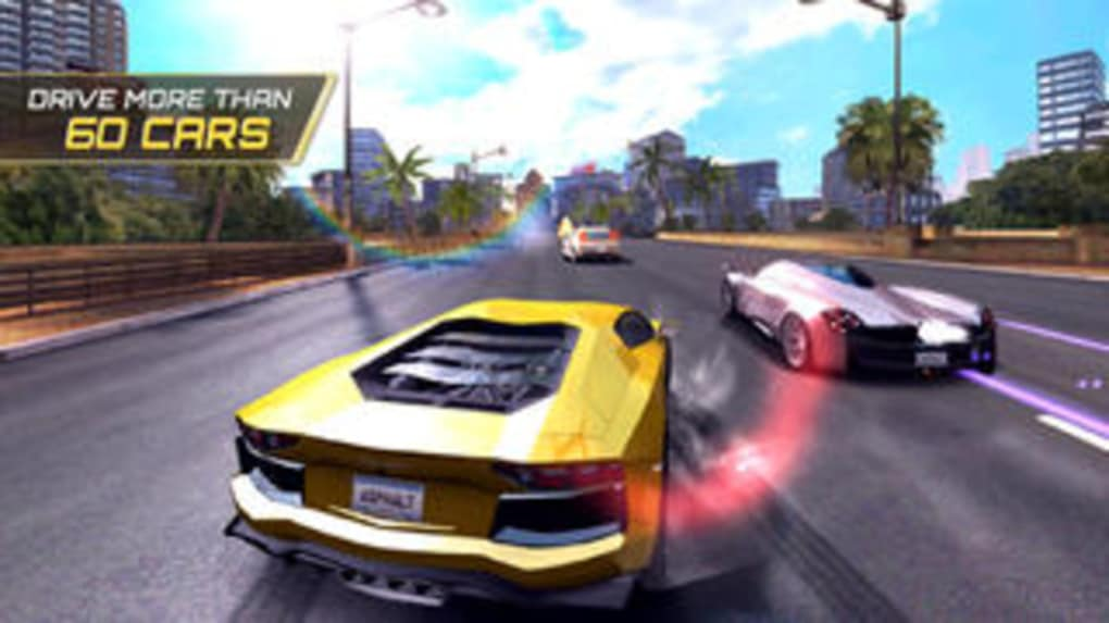 Opinions about Asphalt 7 Heat