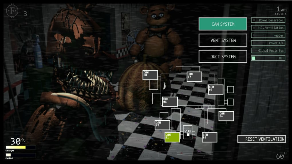 Ultimate Custom Night Download