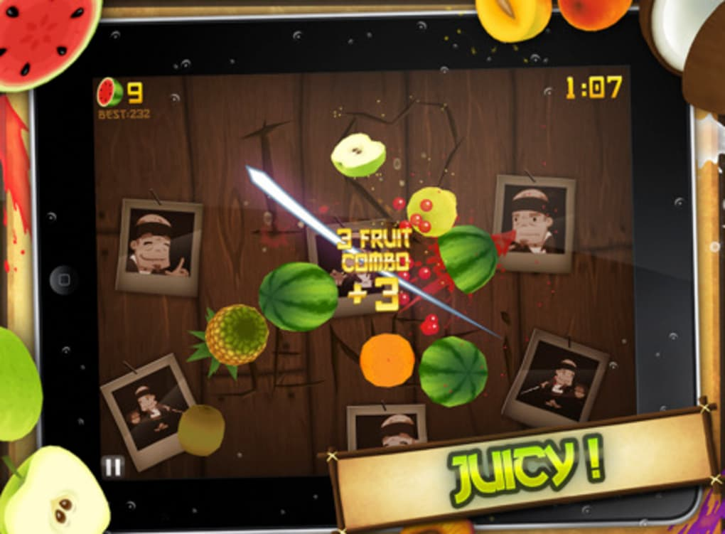 gioco fruit ninja per samsung