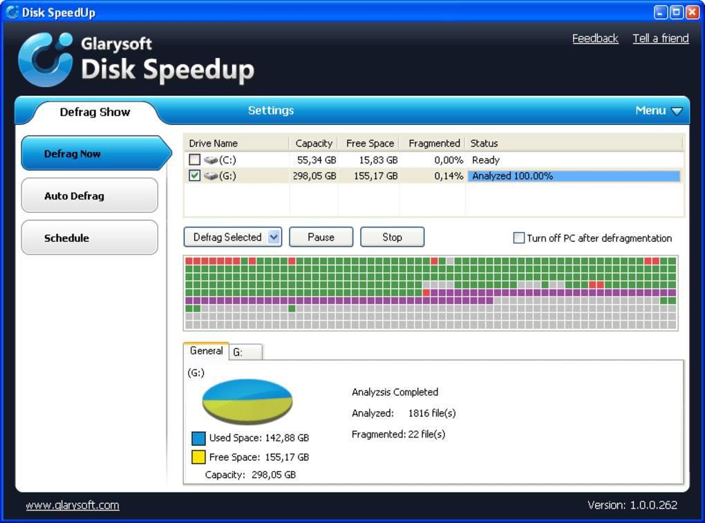 Disk Speedup Descargar