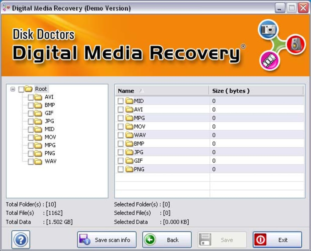 Disk Doctors Digital Media Recovery Download - Disk