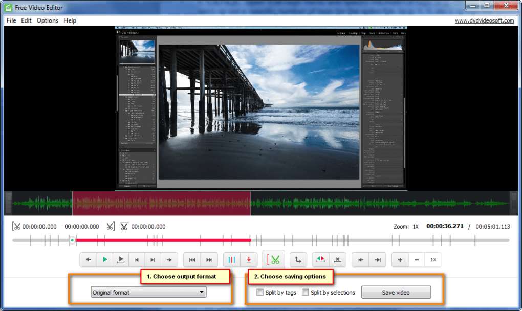 editor video free