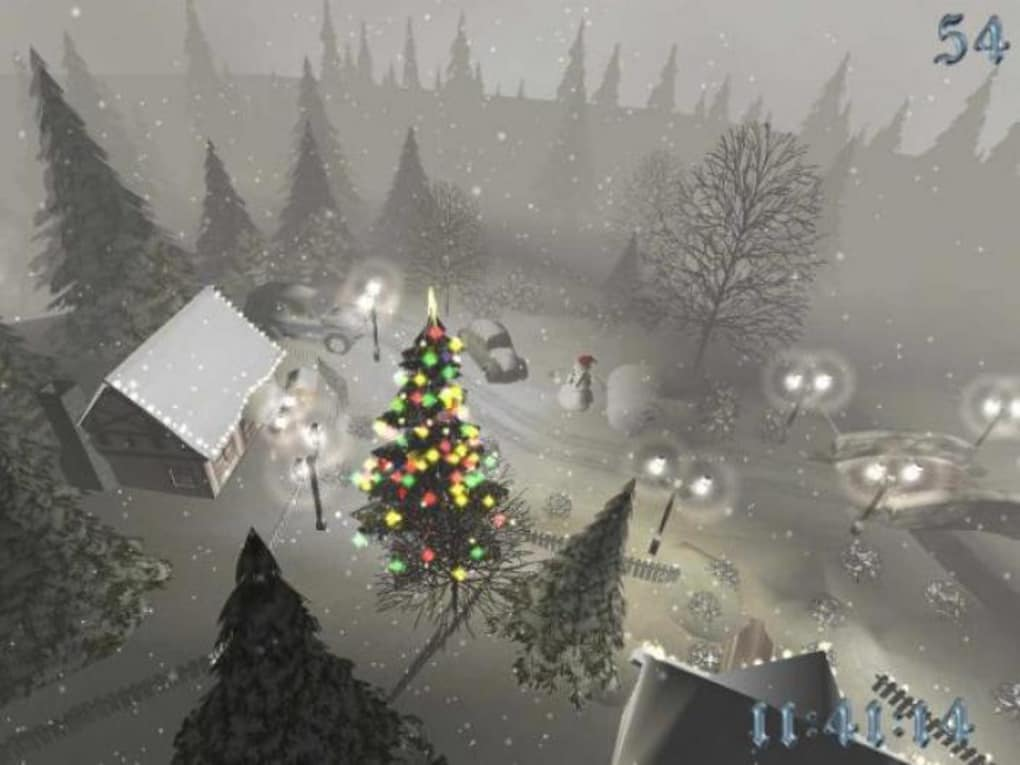 Christmas time 3d screensaver download for Screensaver natale 3d
