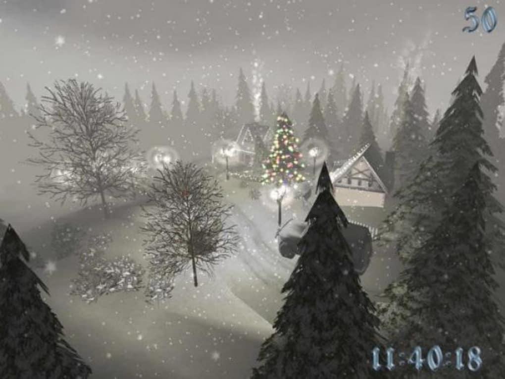 screen saver natalizi da
