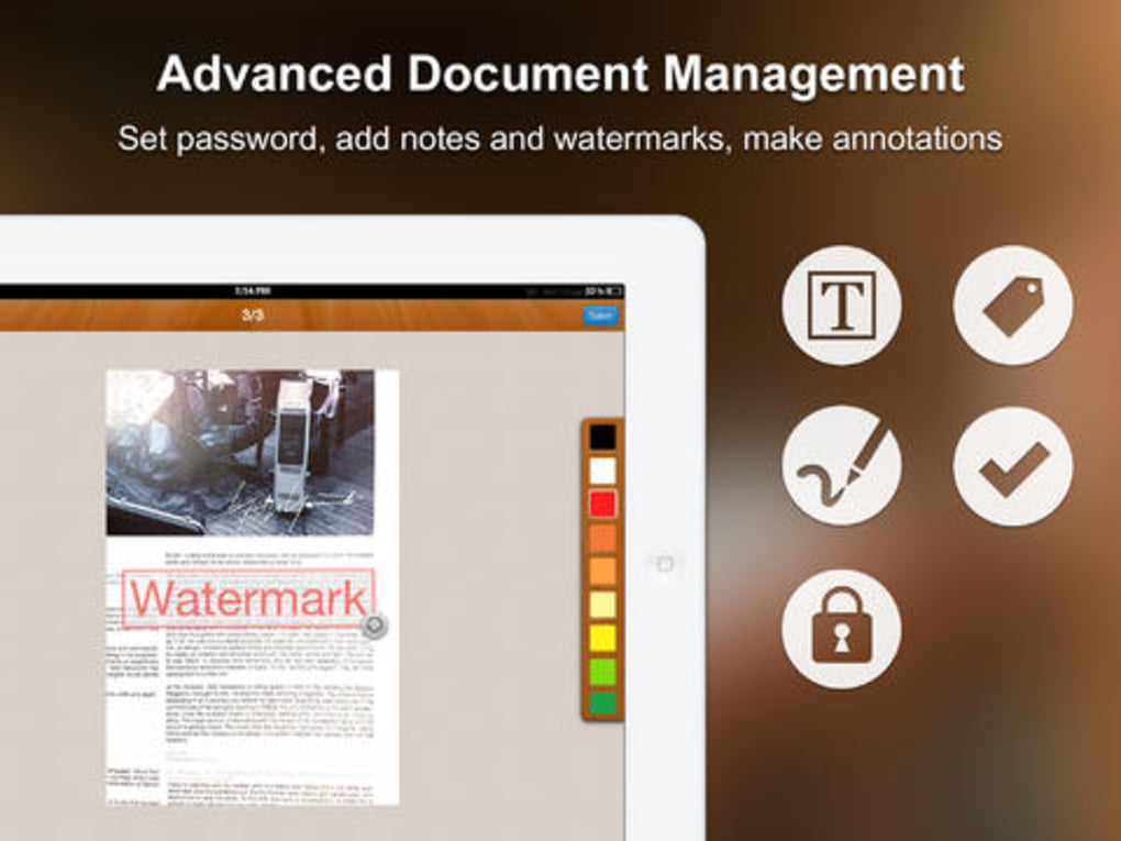 CamScanner HD for iPhone - Download
