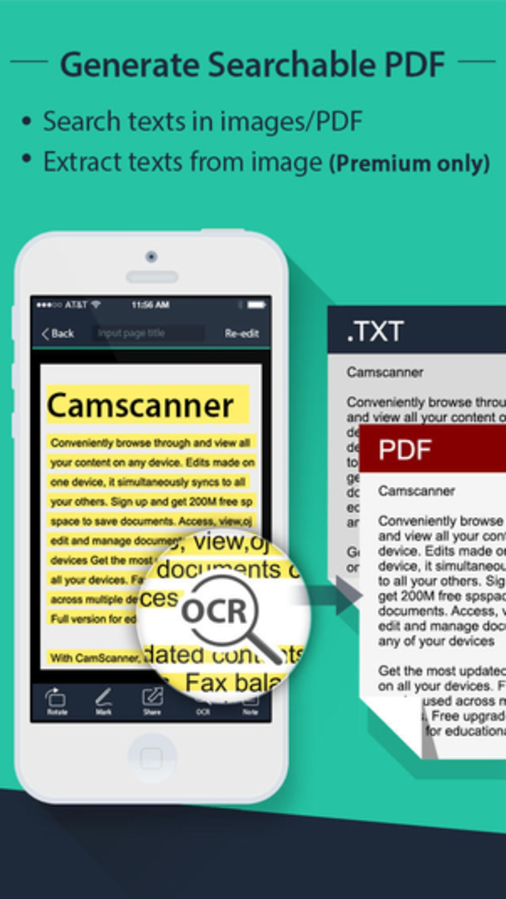CamScanner+ for iPhone - Download