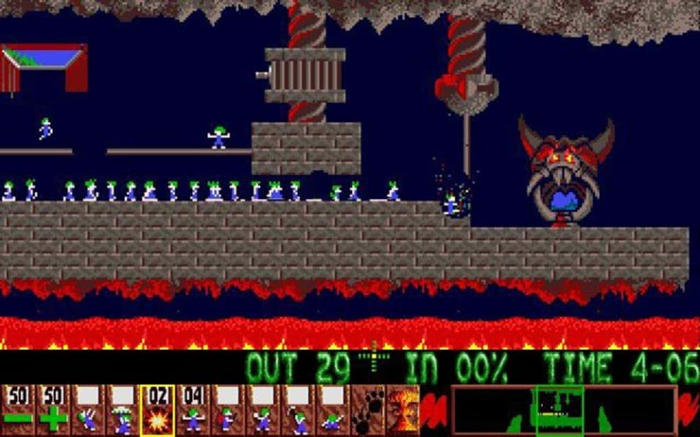 lemmings per pc