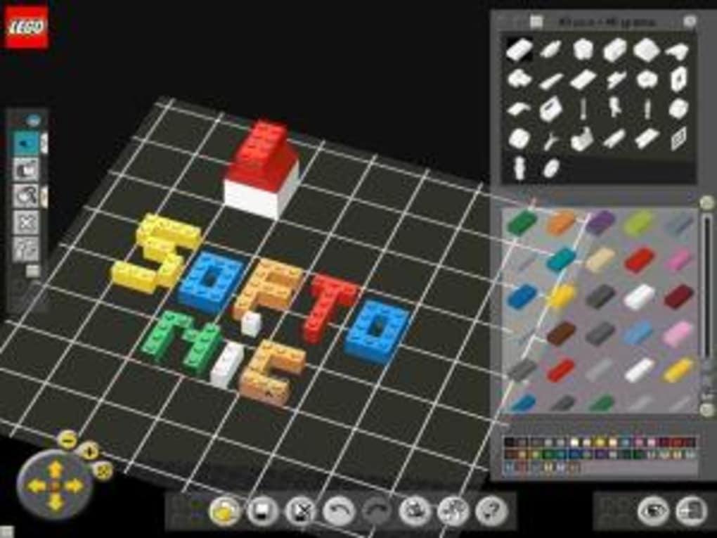 lego digital designer download free