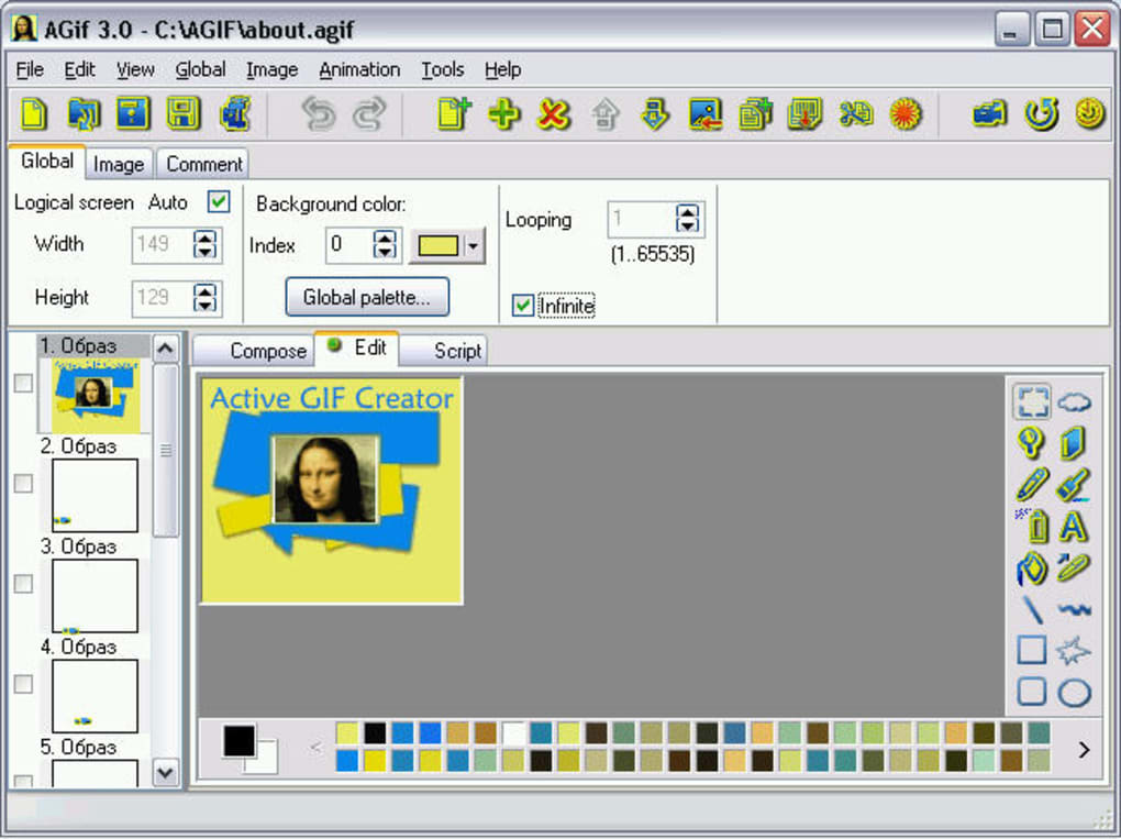 Animated gif maker for mac & pc · adapter.