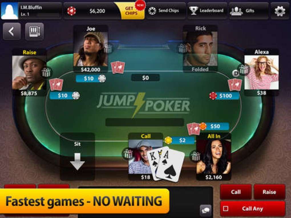 Zynga Poker Classic – Texas Holdem