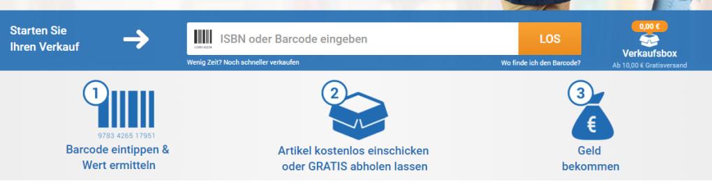 Momox Bücher Cd Dvd Ankauf Online