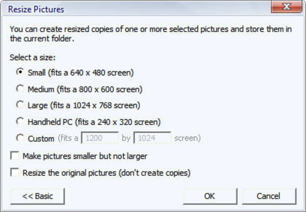 image resizer powertoy windows 7