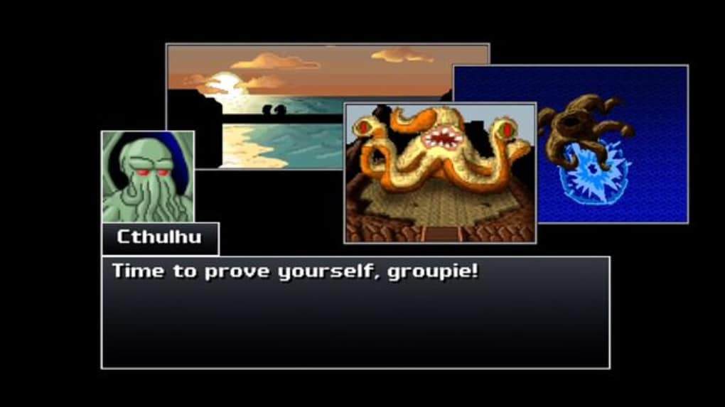 cthulhu saves the world free download pc