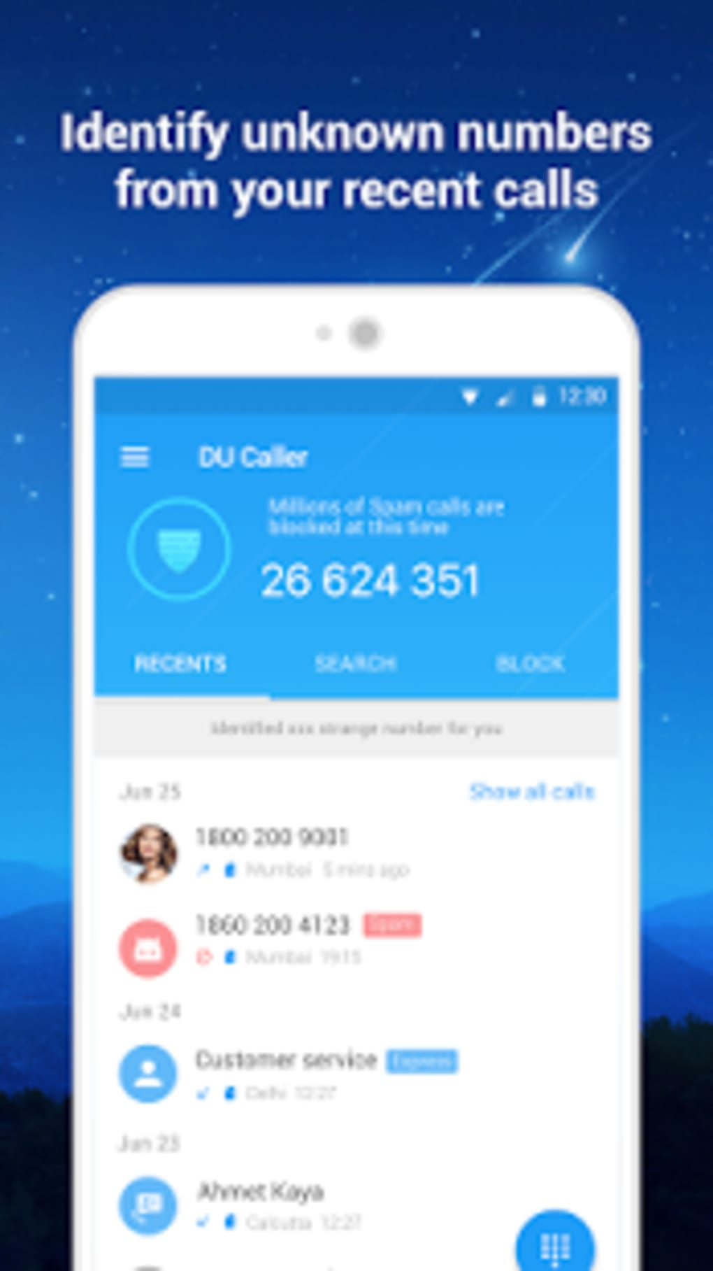 DU Caller: CallerID & Recorder for Android - Download