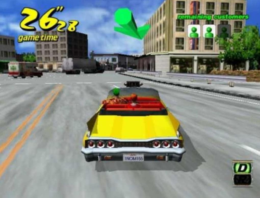 jeux crazy taxi 3 gratuit 01net