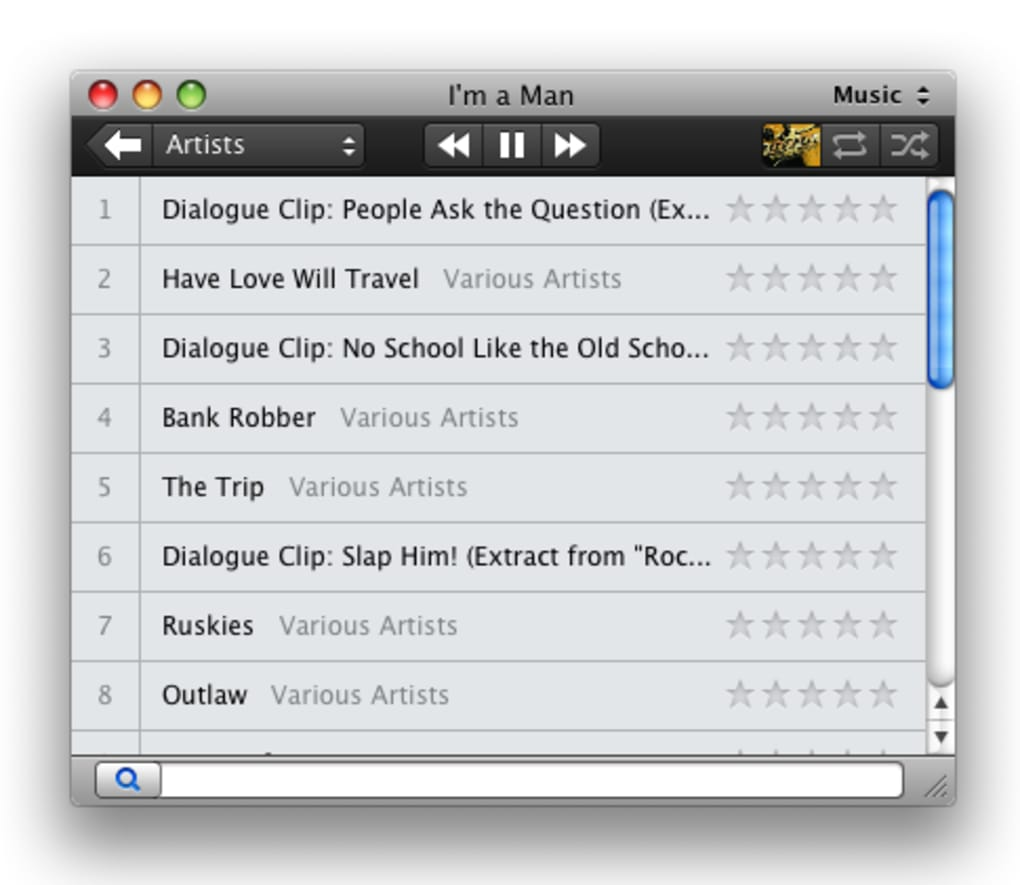 descargar musica itunes mac