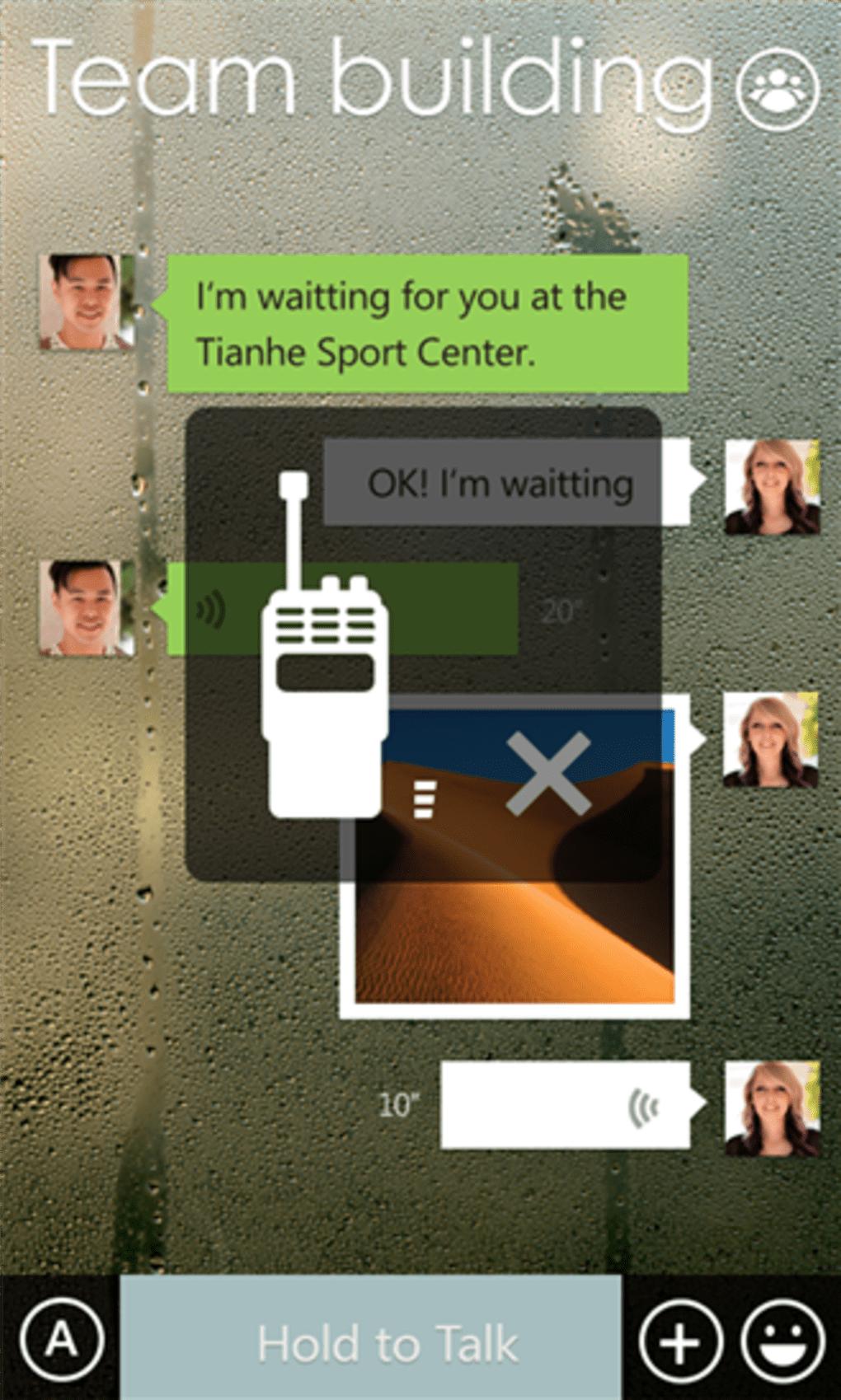 wechat gratis per windows phone