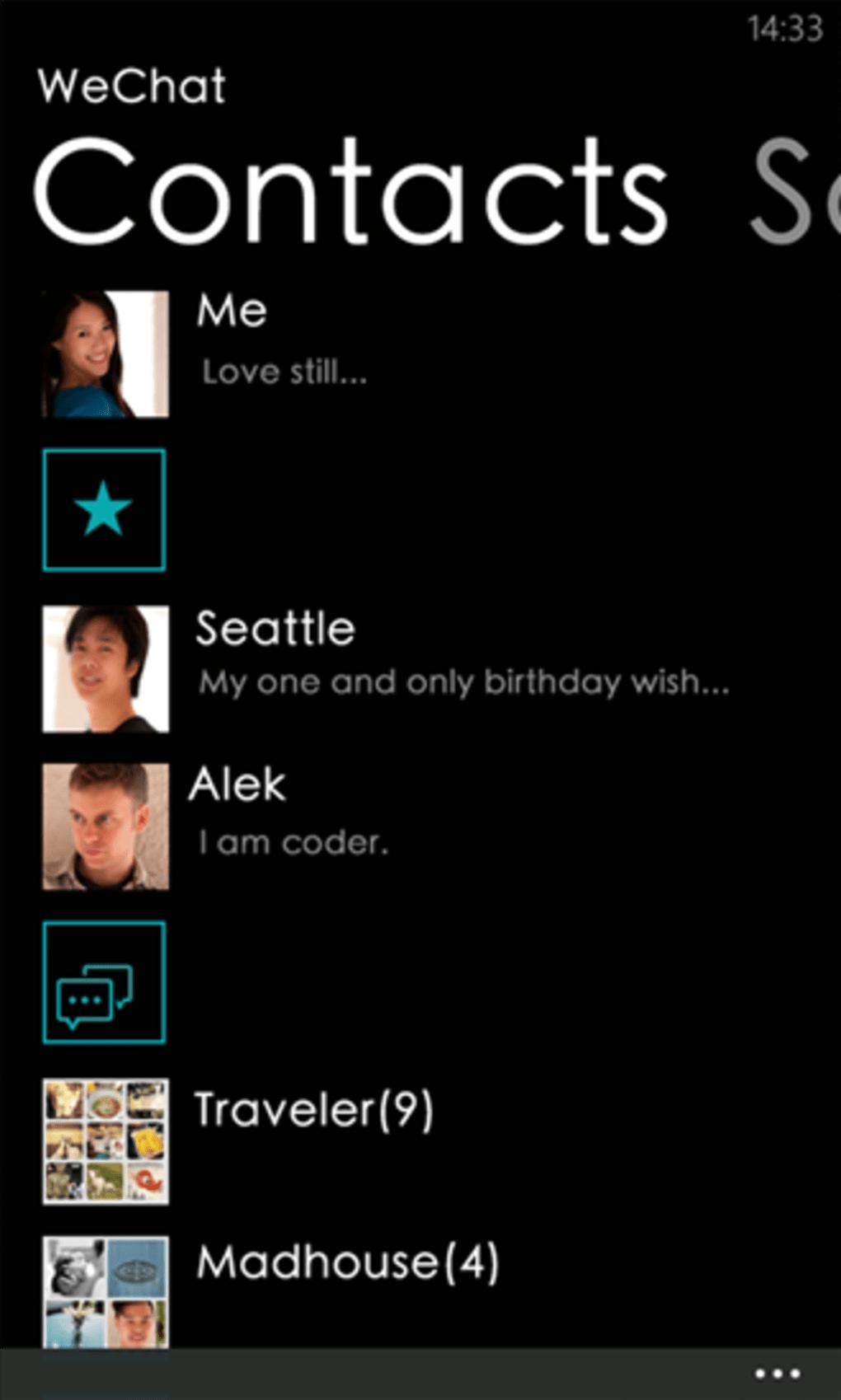 Kostenlose chat-gruppen ohne dating-apps für android