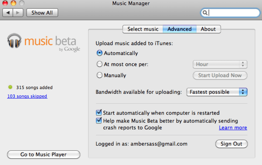 Google Player For Mac