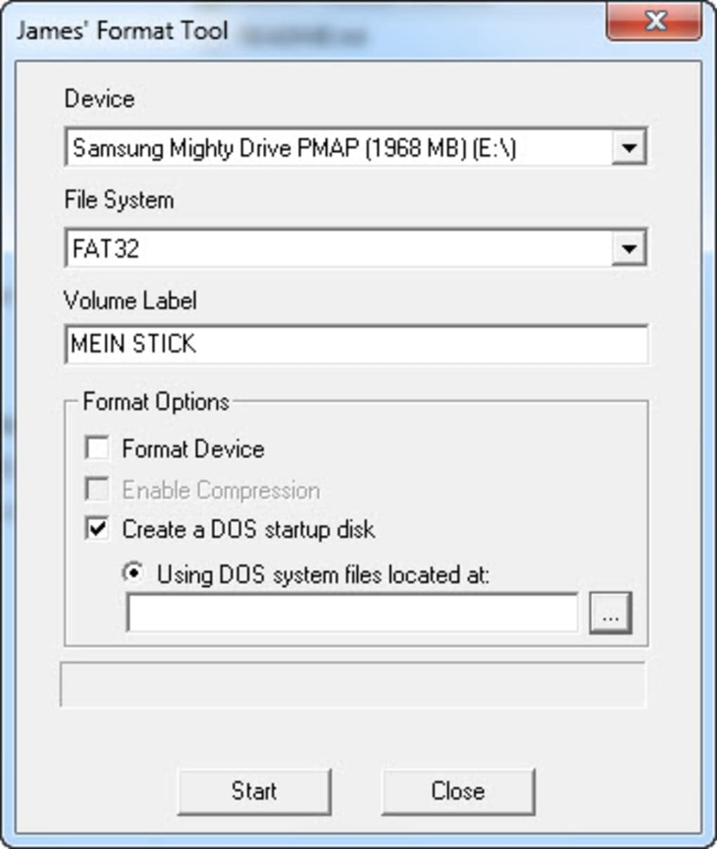 DOS-on-USB - Download