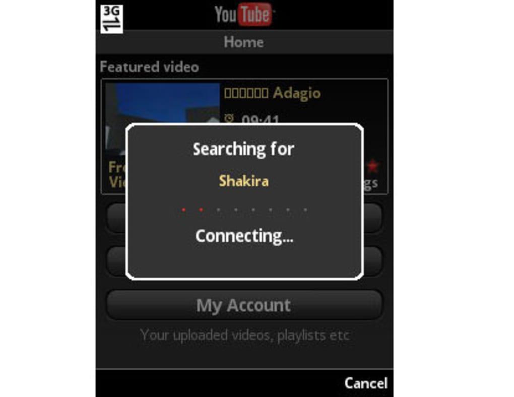 youtube symbian