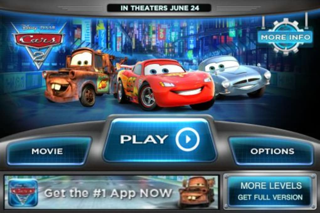 Cars 2 Lite For Iphone Download