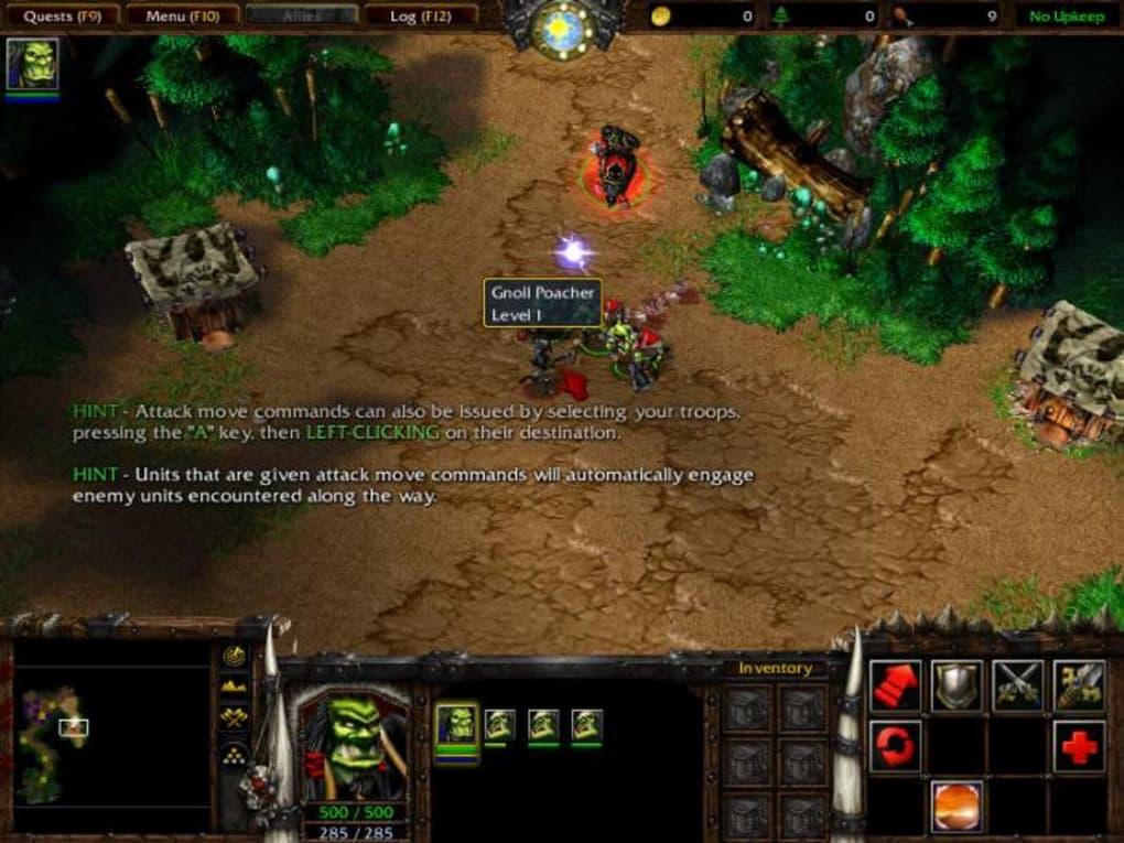Warcraft 3 frozen throne télécharger gratuit complete version