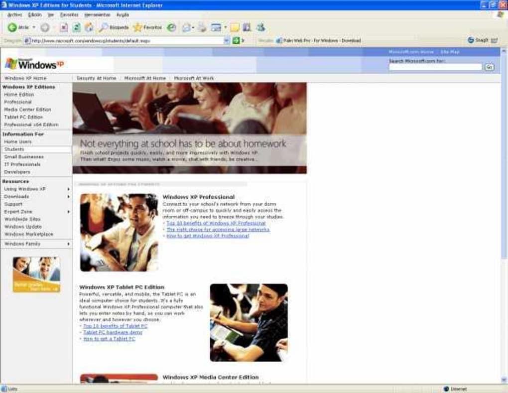 Internet Explorer 6 - 無料・ダウンロード