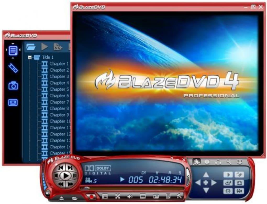 BlazeDVD - Download