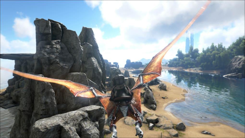 ark survival evolved free download for mac
